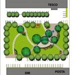 A park terve