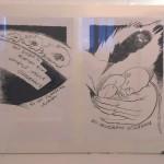 Miklosovits László és Koska Zoltán grafikus művészek kiállítása