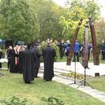 Albertirsán felavatták az új '56-os emlékművet.