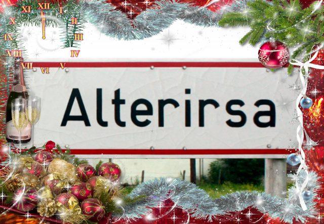 Boldog Új Évet kíván az Alterirsa.hu minden munkatársa!